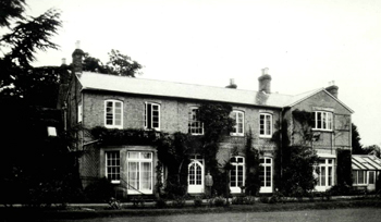 Clophill Rectory about 1920 [Z50/31/75]
